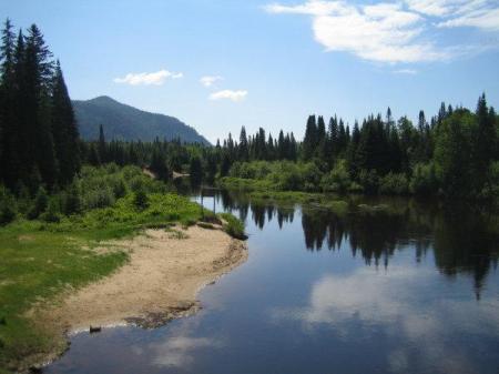 La Diable River, Tremblant National Park