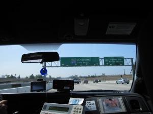LAX Long Beach 405 Highway