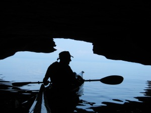 Apostle Islands Sea Cave